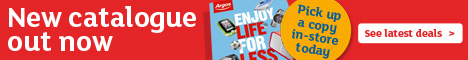 Argos Online Catalogue Store, UK