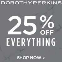 Save on clothes shopping at Dorothy Perkins, UK